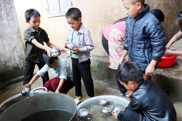 Lai Châu:Người dân khó khăn vì thiếu nước