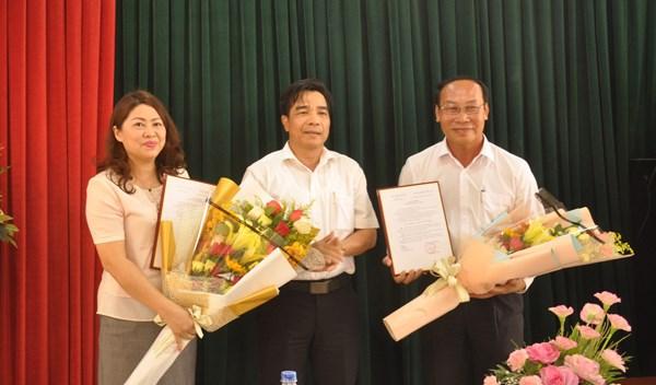 Chủ tịch Mặt trận tỉnh kiêm nhiệm Trưởng ban Dân vận Tỉnh ủy Quảng Nam