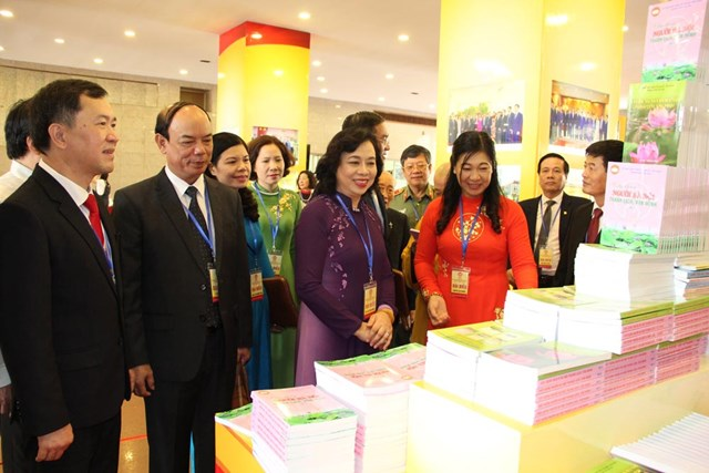 Bà Nguyễn Lan Hương tái đắc cử Chủ tịch Mặt trận thành phố Hà Nội - 1