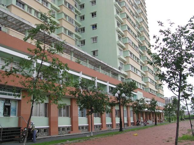 Thị trường bất động sản TP Hồ Chí Minh: Nguồn cung căn hộ sụt giảm mạnh