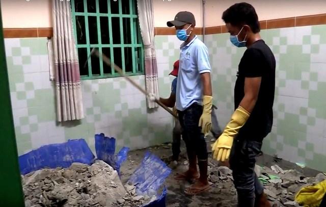 Bình Dương: Lời khai chấn động vụ 2 người bị sát hại, đổ bê tông phi tang - 6