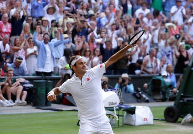Đánh bại Nadal, Federer tiến vào chung kết gặp Djokovic - 1