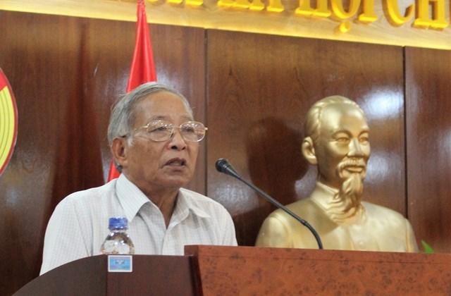 Quảng Nam: Phản biện đề án bảo tồn, phát huy văn hóa đặc trưng các dân tộc thiểu số - 1