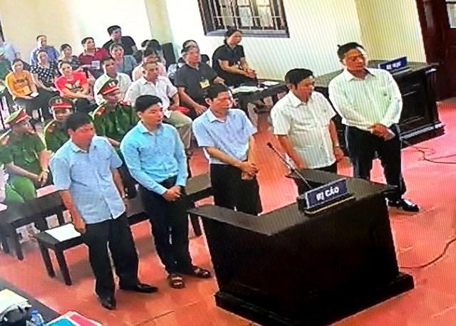 Bị cáo Hoàng Công Lương xin giảm hình phạt