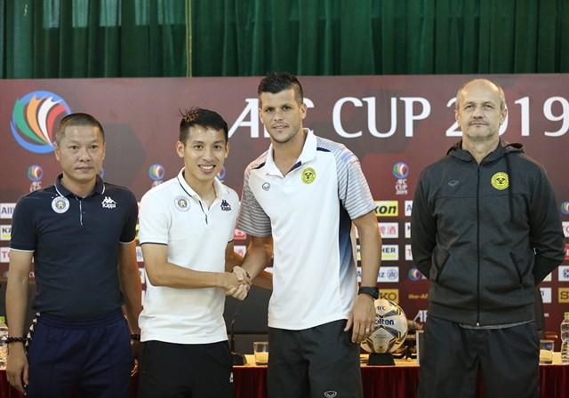 Bán kết lượt về AFC Cup 2019 khu vực Đông Nam Á, Hà Nội FC - Ceres Negros: Quyết vào chung kết