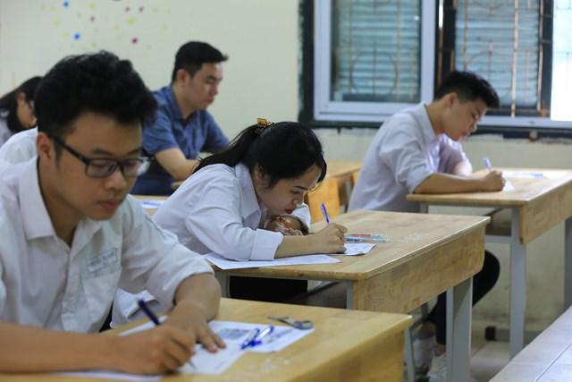 Chính thức công bố đáp án các môn thi THPT quốc gia