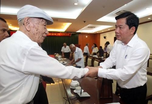Bí thư Đinh La Thăng: 'Sẽ chấn chỉnh Công an TP HCM' - 1