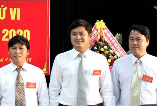 Bổ nhiệm Giám đốc Sở Kế hoạch và đầu tư trẻ nhất nước