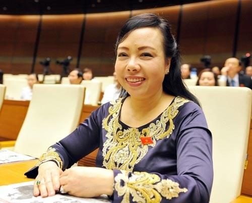 Bộ trưởng Nguyễn Thị Kim Tiến không ứng cử đại biểu Quốc hội khoá XIV