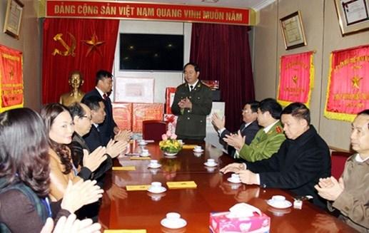 Bộ trưởng Trần Đại Quang dâng hương tưởng niệm Chủ tịch Hồ Chí Minh - 1