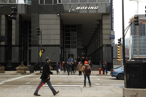 Boeing cam kết hỗ trợ 100 triệu USD cho gia đình các nạn nhân