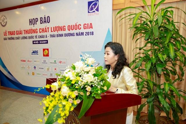 Bộ KHCN trao giải Vàng Chất lượng Quốc Gia cho Tập đoàn Tân Hiệp Phát - 2