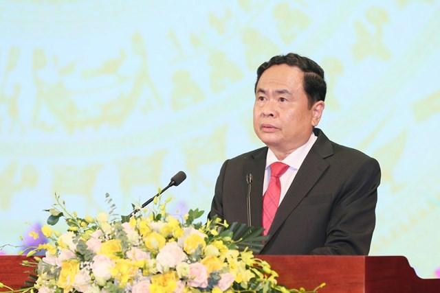 BẢN TIN MẶT TRẬN: Chủ tịch Trần Thanh Mẫn dự Đại hội MTTQ Việt Nam tỉnh Cao Bằng