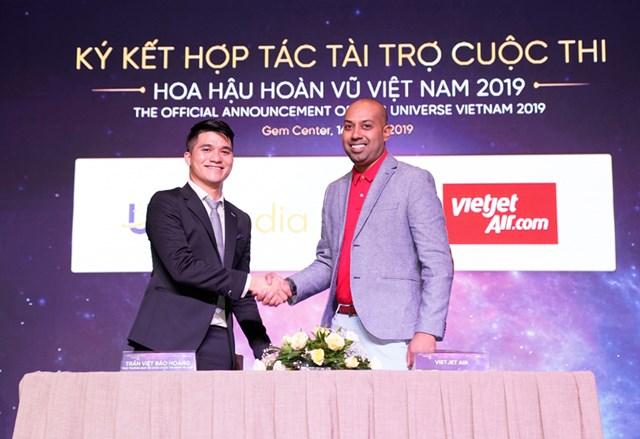 Vietjet đồng hành tìm kiếm 'Trái tim Hoàn vũ' tại cuộc thi hoa hậu lớn nhất năm - 1