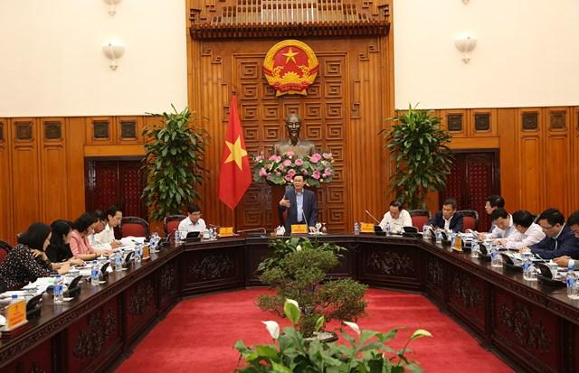 Điều chỉnh tiến độ cổ phần hoá DNNN của TP Hồ Chí Minh