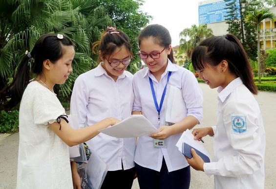 Thi THPT quốc gia năm 2019: Thay đổi để tăng tính ưu việt