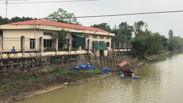 Công ty cổ phần Cấp nước Nghệ An: Lấy nước thô, ô nhiễm đưa vào sản xuất