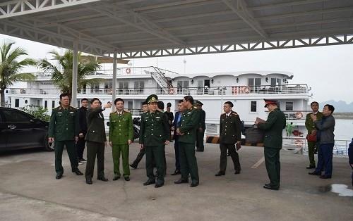 Quảng Ninh chuẩn bị đón phái đoàn cấp cao của Triều Tiên