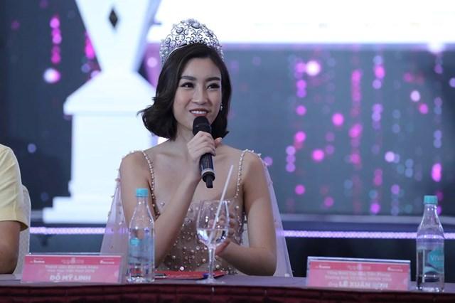 Vương miện Hoa hậu Việt Nam lấy cảm hứng từ đường bờ biển