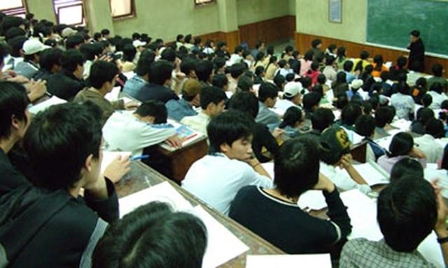 Chất lượng giáo dục đại học thấp: Do đâu?