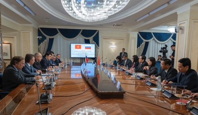 Tăng cường gắn bó, nâng cao hiệu quả hợp tác Việt Nam - LB Nga - 1