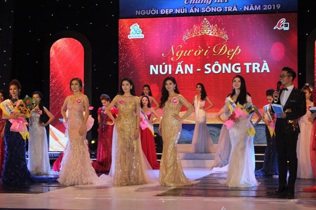 Chung kết cuộc thi 'Người đẹp núi Ấn sông Trà' năm 2019 - 1