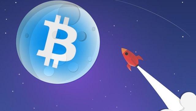 Bitcoin tiếp tục tăng, thị trường tiền ảo vực dậy - 1