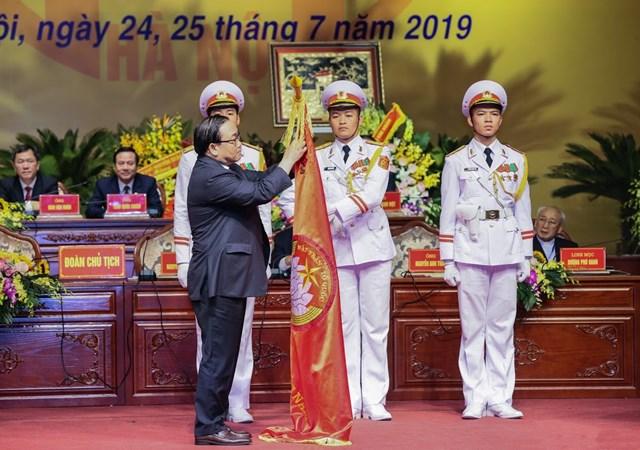 MTTQ TP Hà Nội tổ chức Đại hội MTTQ và đón nhận Huân chương Độc lập hạng Nhất - 4