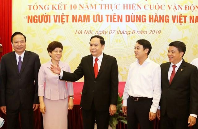 Tạo uy tín cho thương hiệu Việt - 1