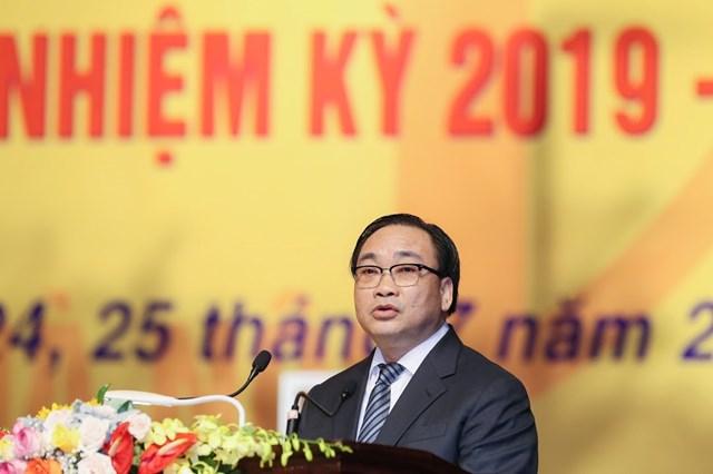 MTTQ TP Hà Nội tổ chức Đại hội MTTQ và đón nhận Huân chương Độc lập hạng Nhất - 1