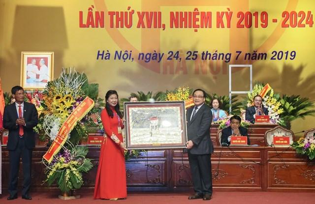 MTTQ TP Hà Nội tổ chức Đại hội MTTQ và đón nhận Huân chương Độc lập hạng Nhất - 6