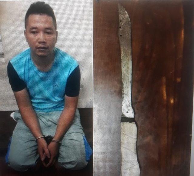 Hà Nội: Nam thanh niên cướp cửa hàng điện thoại bị 'tóm sống'