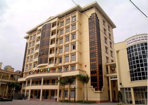 Đại học KHXH&NV Hà Nội sắp đón Huân chương Lao động hạng Nhất lần thứ 2