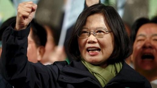Đài Loan có nữ lãnh đạo đầu tiên trong lịch sử