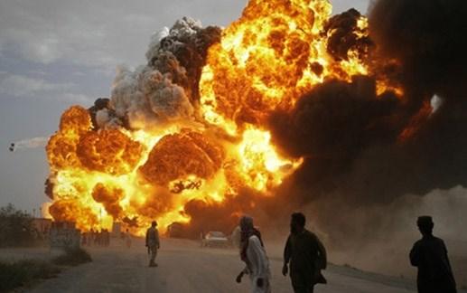 Đánh bom gần Lãnh sự quán Ấn Độ ở Afghanistan