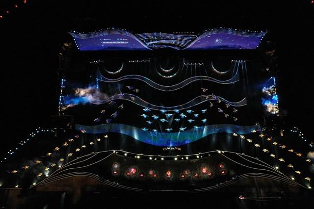 Tổng duyệt đêm thứ tư Lễ hội pháo hoa quốc tế Đà Nẵng DIFF 2019 - 2