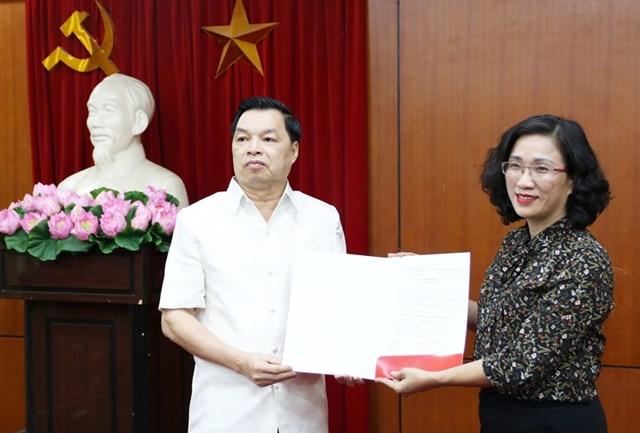 Ban Tuyên giáo Trung ương bổ nhiệm Vụ trưởng Vụ Tuyên truyền