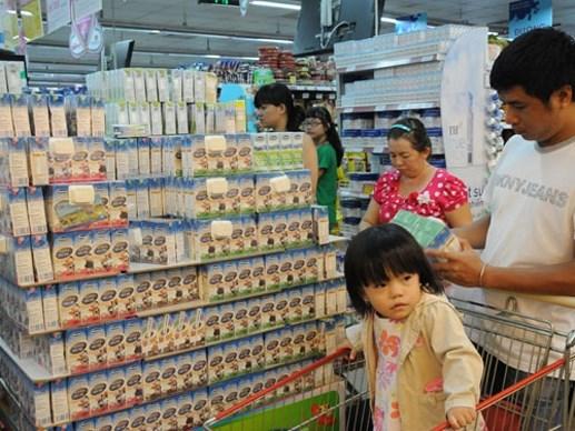 Doanh nghiệp Việt: Nỗ lực giữ thị phần