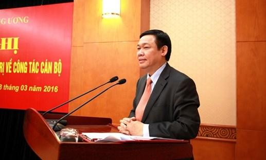 Bổ nhiệm Phó Trưởng Ban Kinh tế TW tuổi 7X - 2