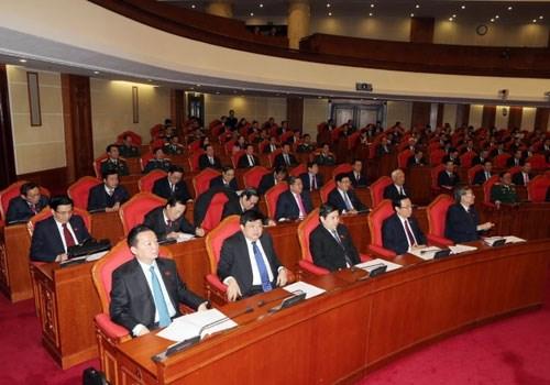 Ông Nguyễn Phú Trọng tái đắc cử Tổng Bí thư khóa XII - 2
