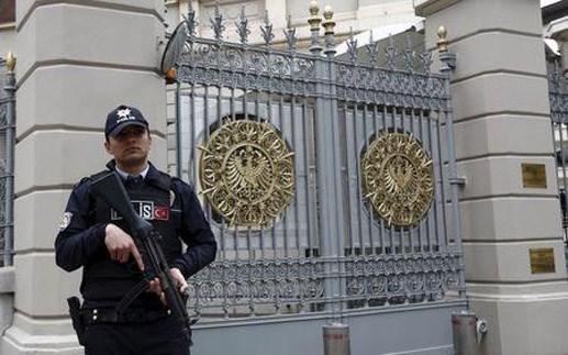Đức đóng cửa Đại sứ quán và Tổng lãnh sự quán ở Thổ Nhĩ Kỳ