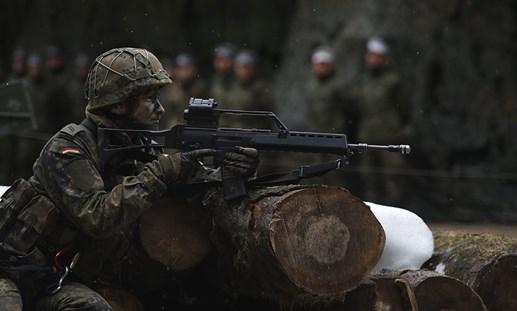 Đức sắp ra Sách Trắng coi Nga là mối đe dọa lớn