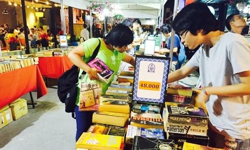 Đường sách: Không gian mới dành cho người yêu sách