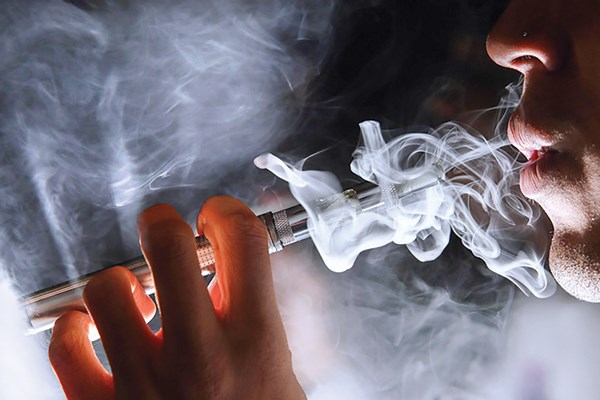 Nguy hiểm khó lường từ thuốc lá - 1