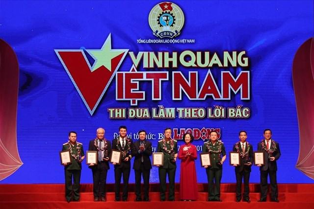 Vinh quang Việt Nam 2019: Tôn vinh 19 tập thể, cá nhân thi đua làm theo lời Bác - 1