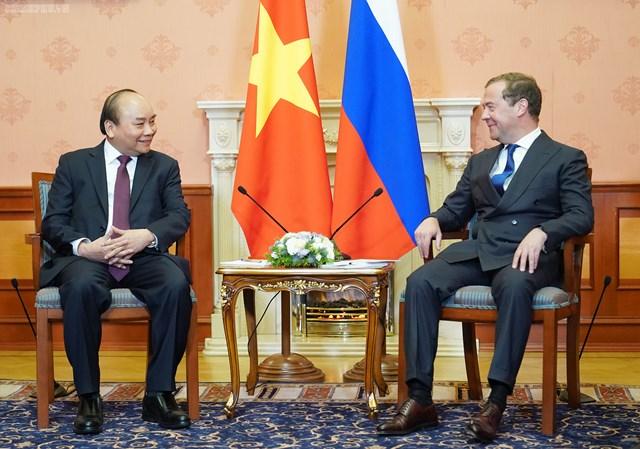 Việt Nam - Liên bang Nga sẽ tăng cường  hợp tác trên nhiều lĩnh vực