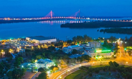 Gần 50 nghìn hộ dân được hưởng lợi từ dự án nâng cấp đô thị vùng ĐBSCL