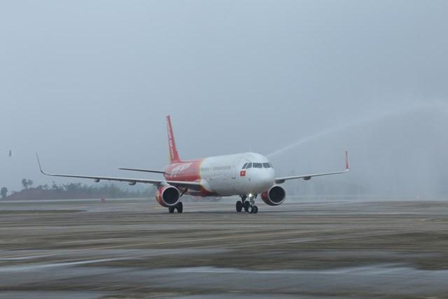 VietjetAir chính thức mở đường bay Vân Đồn - TP Hồ Chí Minh - 1