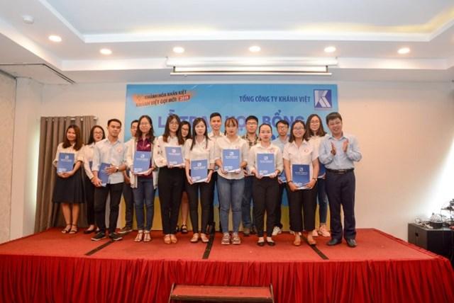 Khatoco tặng học bổng cho 103 sinh viên TP Hồ Chí Minh - 1