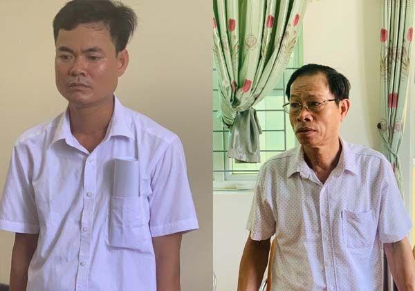 Thanh Hóa: Bắt giam nguyên Chủ tịch, địa chính xã lập hồ sơ khống, bỏ túi 300 triệu đồng